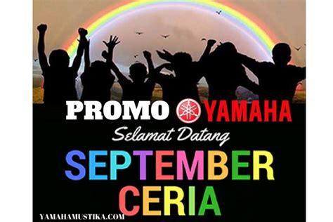 All New Vixion Gp Movistar Bogor promo september ceria kredit motor yamaha mio m3 dp murah