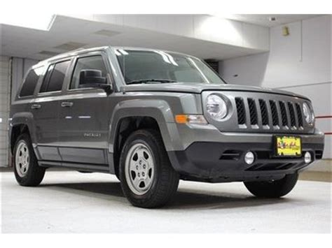 08 Jeep Patriot Purchase Used Clean Ex Running 08 Jeep Patriot 4wd 4 Cyl