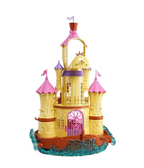 doll houses com mattel sofia the first 2 in 1 sea palace playset doll houses buy mattel sofia the