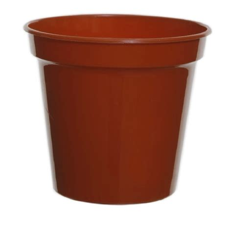 garden pots buy 25cm 10 quot garden plastic plant pot