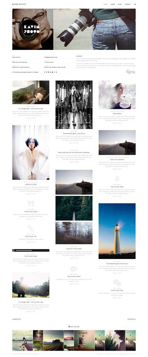theme joomla blog kavin photography blog joomla template by templaza