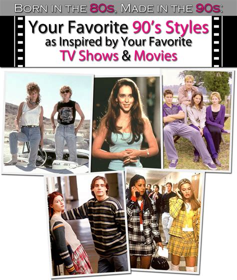 Whats Your Favorite Fashionable Tv Show by Born In The 80s Made In The 90s Your Favorite 90 S