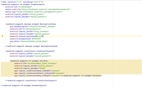layout xml java android view inflateexception binary xml file line