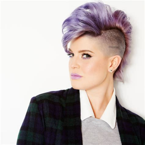 what product is used to color kelly osborne hair kelly osbourne officially leaves fashion police in wake