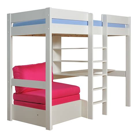 Stompa High Sleeper by Stompa Uno Plus High Sleeper Bedstead From Lewis