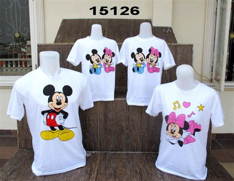 Kaos Micky Mouse Family jual baju mickey mouse newhairstylesformen2014