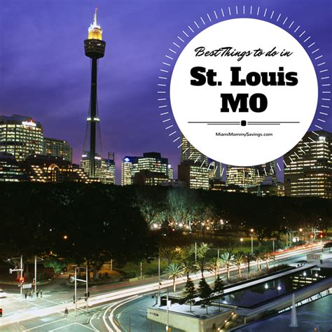 best things to do in st louis cleverly me south