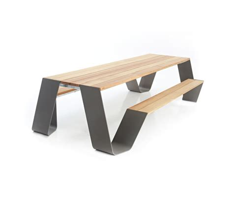 Extremis Furniture by Hopper By Extremis Table Bench Shade Product