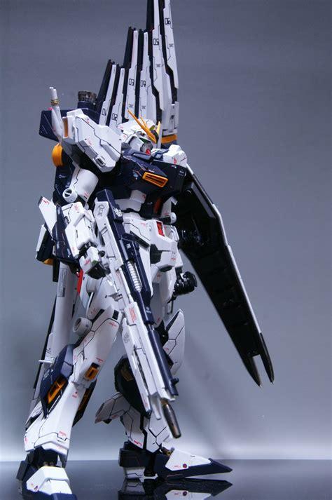 gundam 1 100 rx 93 v gundam customized build
