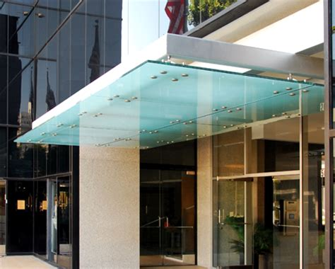 glass awning system spider fitting glass canopy system glass pinterest