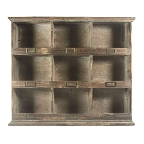 home decor wall storage units for bedrooms wood fired pizza oven tools vintage bathroom wall vintage wooden wall storage unit with 9 cubbies vintage