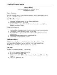Resume Examples Youth by Functional Youth Care Worker Resume Template