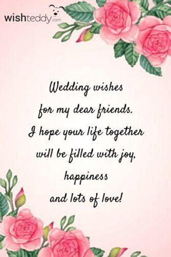 Christian Wedding Card Wishes