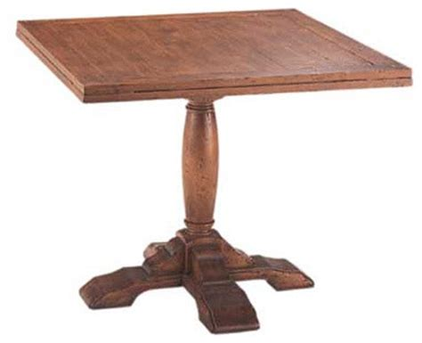 square pedestal kitchen table square to pedestal table traditional dining