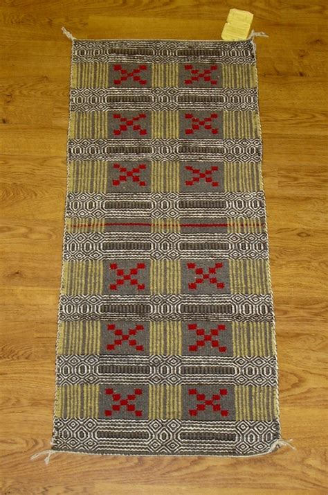 navajo rug chords weave twill two navajo rug weaving for sale circa 1960