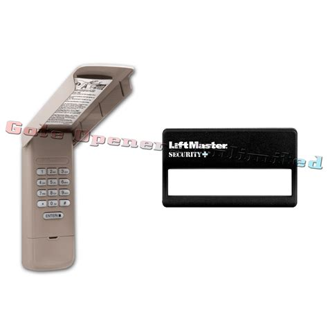 Overhead Door Keypad Programming Liftmaster Ackit 390mhz Pack 1 971lm Remotes 1 877max Keypad