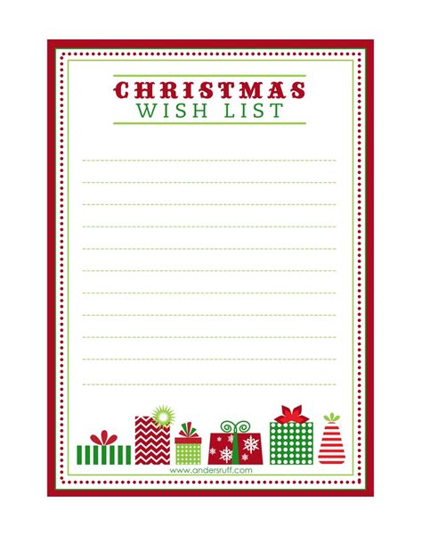 printable xmas list free printable quot letter to santa quot quot christmas wish list