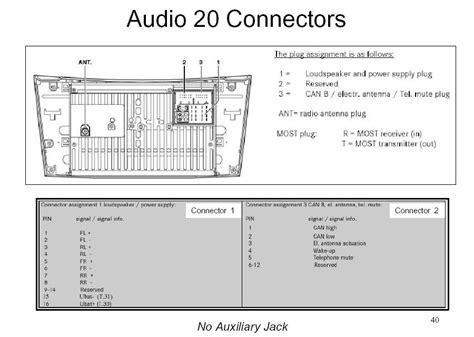 Smart Car Radio Stereo Audio Wiring Diagram Autoradio
