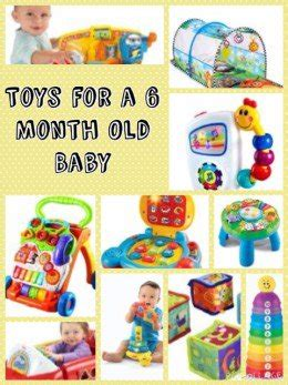 6 month christmas gifts best toys for a 6 month baby