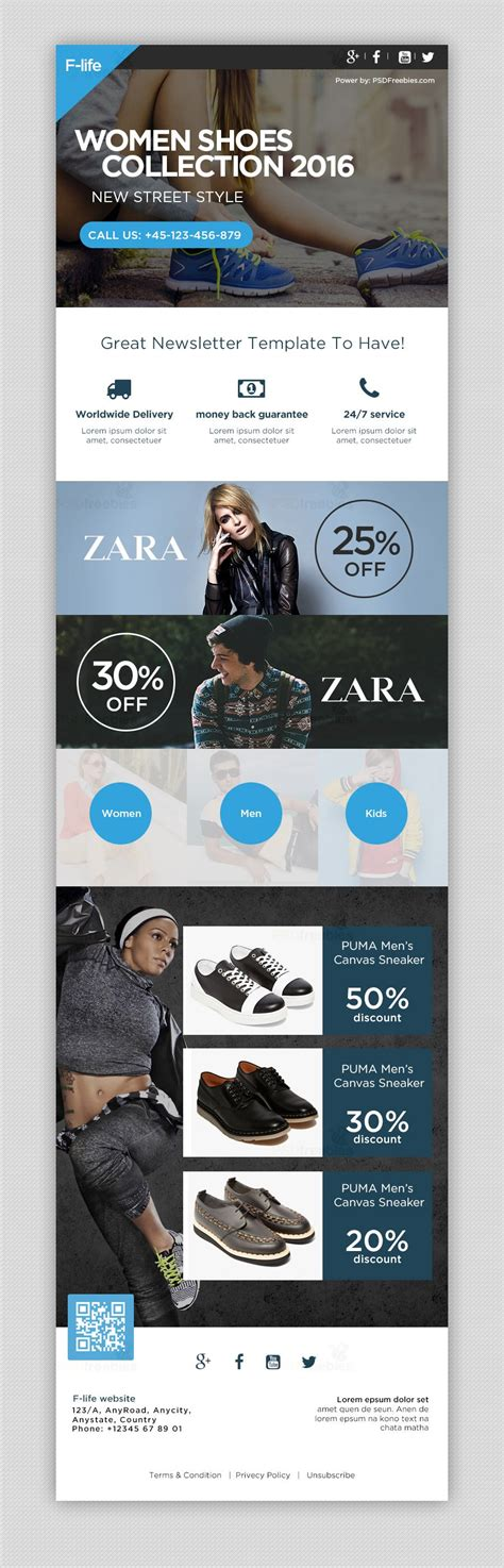 fashion newsletter templates free email newsletter templates psd 187 css author
