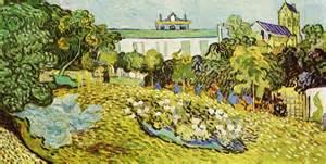vincent gogh images daubigny s garden hd wallpaper and