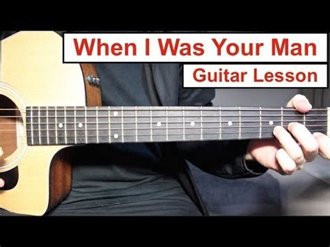 download mp3 bruno mars when i was your man when i was your man bruno mars fingerstyle guitar mp3