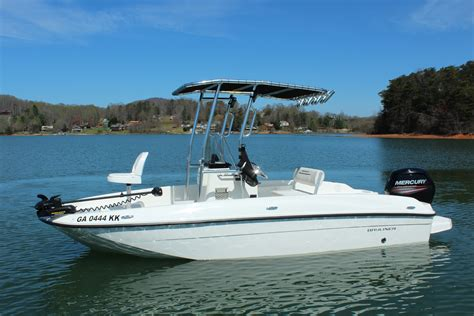 fontana lake boat rentals fontana lake center console rental young harris water