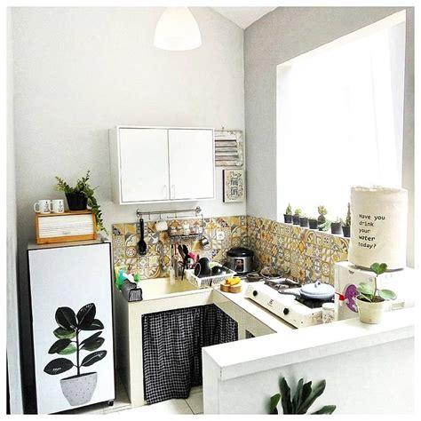 desain dapur kecil multifungsi 35 desain dapur minimalis sederhana dan modern terbaru