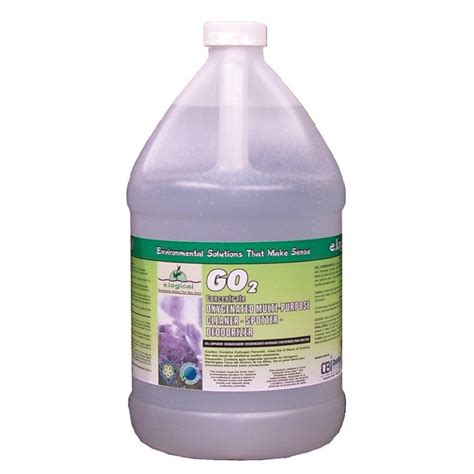 go2 concentrate oxygenated multi purpose grout floor