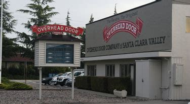 Overhead Door Santa Clara About Overhead Door Company Of Santa Clara Valley