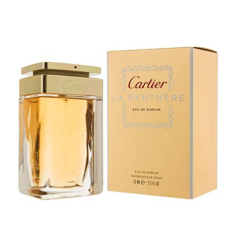 Parfum Cartier La Panthere cartier la panthere eau de parfum donna spray 75 ml