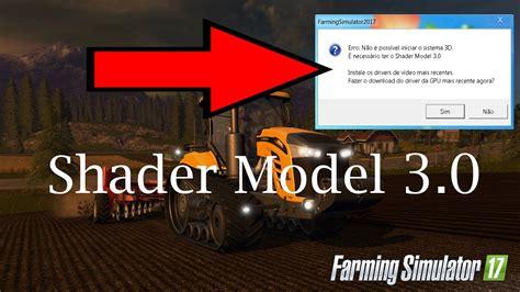 Shader Model 3 0
