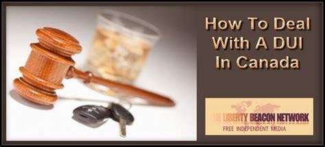 Dui Criminal Record Canada Criminal Record The Liberty Beacon