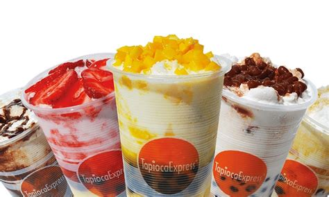 Tapioca Express Gift Card - drinks and asian inspired snacks tapioca express groupon