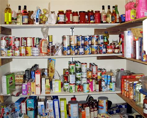Food Pantry Definition by Step By Step Guide To Building And Maintaining A 6 Month Food Supply Ready4itall
