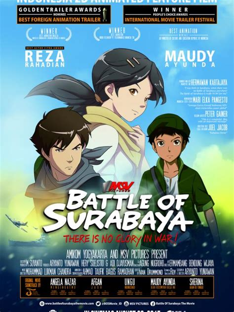 film disney animasi disney bantu penggarapan film animasi battle of surabaya