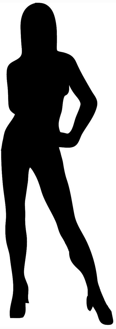 black woman silhouette female silhouette