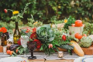 18 ways to bring the farm to your wedding table brit co