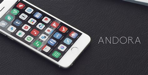 themes for jailbroken iphone ios 8 andora theme ios 8 released by thetimeloop on deviantart
