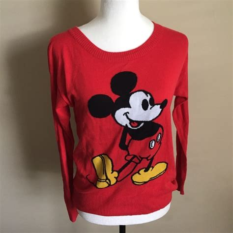Sweater Mickey Mouse 50 disney sweaters disney s small sweater