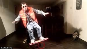 back to the future 710 clip skateboard back to the future fan s convincing costume