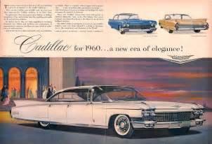 Cadillac Advertisements 1960 Cadillac Ad 02