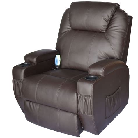 massage armchair recliner best massaging recliners for home best recliners