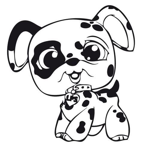 lps coloring pages dog perrito dalmata dibujalia dibujos para colorear