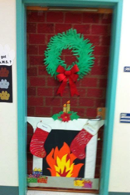 how to decorate a door for christmas decorate door contest for christmas classroom ideas