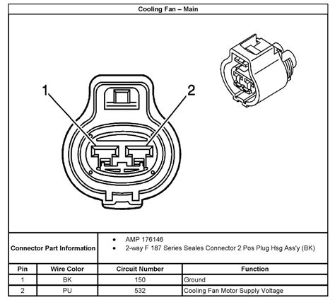 chevrolet aveo cooling fan wiring diagram get free image