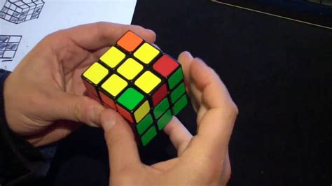 tutorial cubo rubik 3x3 tutorial cubo rubik 3x3 metodo fridrich parte 3 primeros