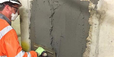 Concrete Repair Solutions Developed by Flexcrete