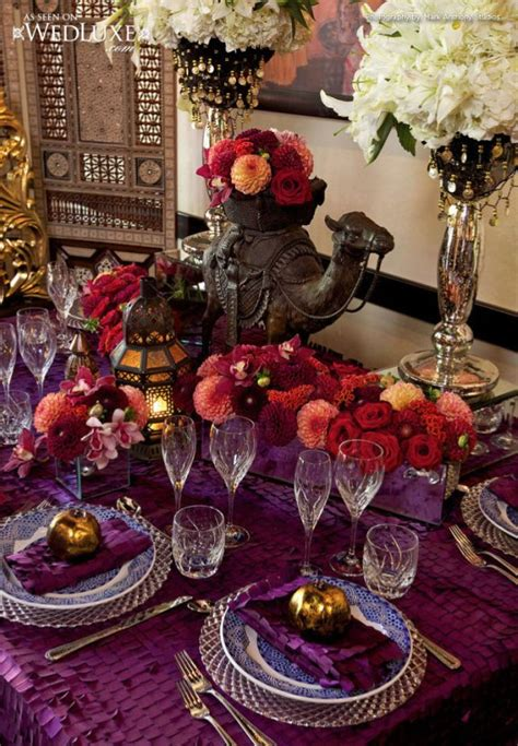 moroccan themed wedding decor moroccan wedding theme weddings romantique
