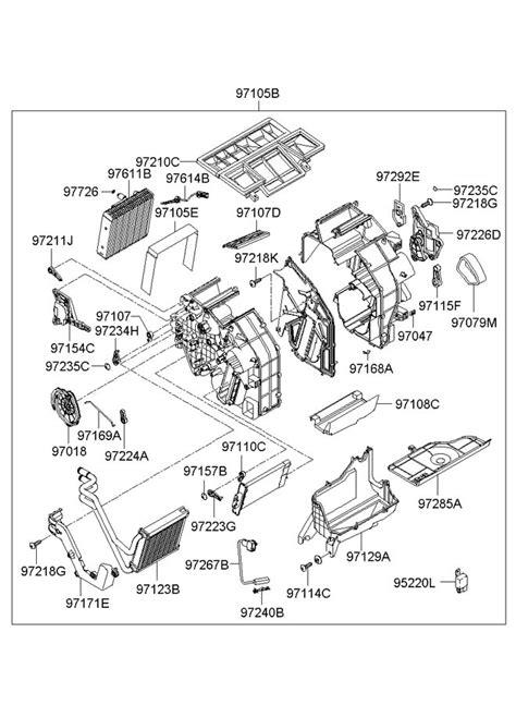 free download parts manuals 2001 hyundai sonata navigation system 2006 hyundai sonata heater system htr evaporator